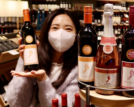 Wine imports hit record high as home drinking catches on
