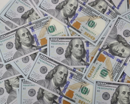 Residents' foreign currency deposits touch new high in December last year