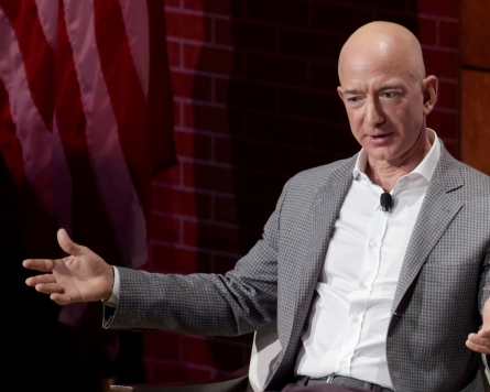 [Newsmaker] Jeff Bezos, Amazon's founder, will step down as CEO