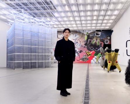 Yang Hae-gue's sonic sculptures awakened