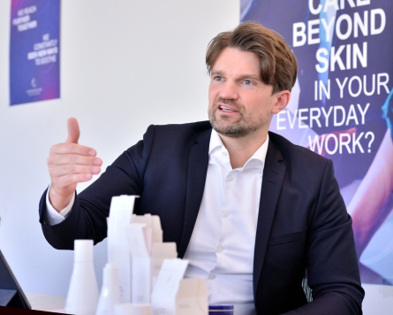 [Herald Interview] Chaul: How Beiersdorf's Korean tea-inspired skin care brand came about