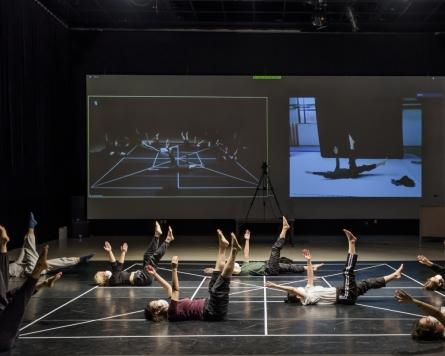 Seoul Institute of the Arts presents 'Genoma Scenico' with Nicola Galli