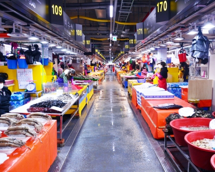 [Eye Plus] Soraepogu, famous for fresh seafood, salted shrimp