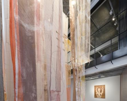 Chilean artist Cecilia Vicuna hosts first solo exhibition in Asia