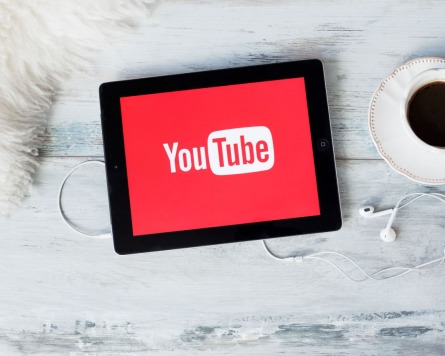 S. Koreans spent an hour a day on YouTube in Jan.: data