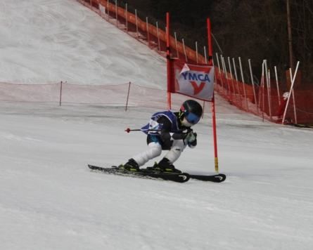 YMCA hosts 2nd International School Ski Racing Competition