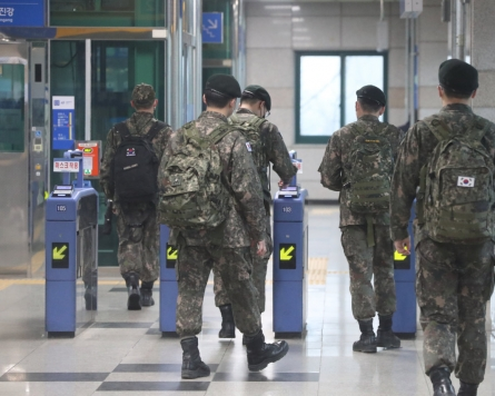 Army soldier tests positive for COVID-19