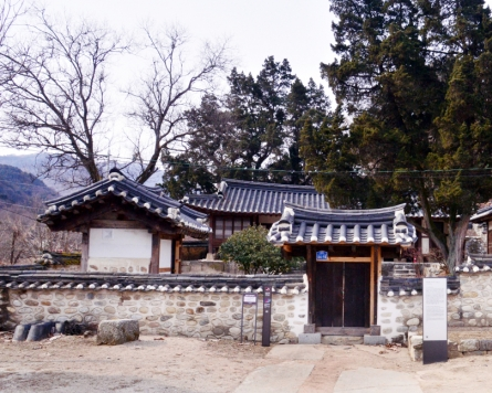 [Eye Plus] 18th-century poet's abode shows there is charm in simplicity