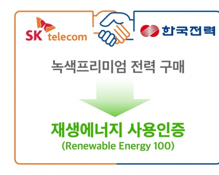 Mobile carriers boost efforts in sustainable energy