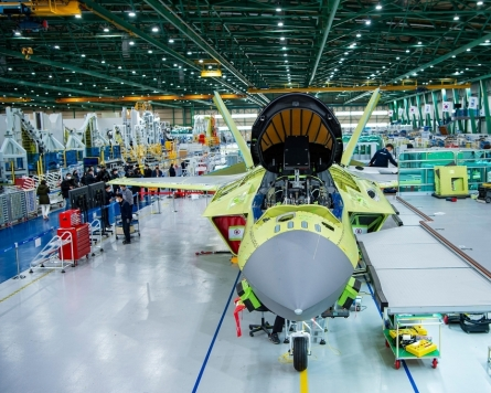 S. Korea to roll out prototype of first homegrown fighter jet next month