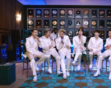 BTS ranks 7th on Billboard albums chart with release of 'BE' new edition