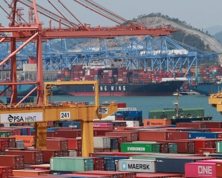 Average daily export volume hits new high in February