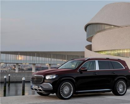 Mercedes-Benz Korea adds Maybach SUV to lineup
