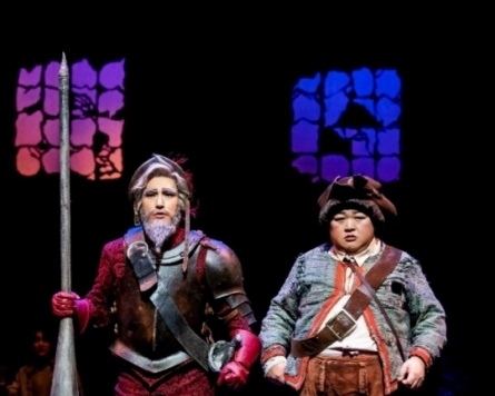 Pandemic-hit musicals on strong rebound
