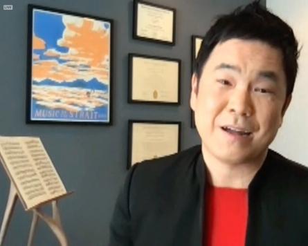 Richard Yongjae O'Neill wins Grammy with concerto recording