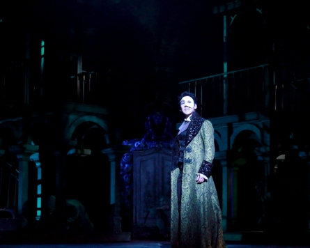 [Herald Review] 'Phantom' focuses on tragic character, fails to be memorable