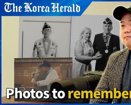 Remembering Korean War heroes through photos