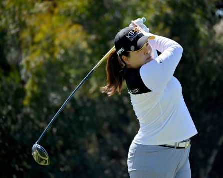 Park In-bee earns 1st LPGA win of season in California