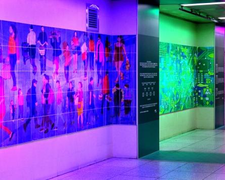 [Eye Plus] Seoul Araetgil: City life, culture and arts found underground