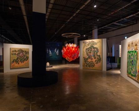 Gwangju Biennale encompasses different forms of intelligence
