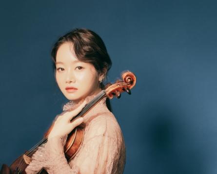 'DG violinist' Kim Bomsori to hold solo recital in Korea