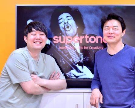 [Herald Interview] Why K-pop juggernaut Hybe invested millions into AI sound startup Supertone
