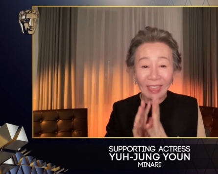 [Newsmaker] Youn Yuh-jung bags another trophy at BAFTAs