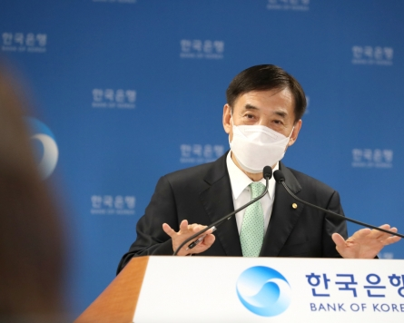 BOK chief forecasts rosy mid-3% growth amid new virus concerns