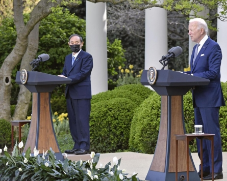 US, Japan committed to complete denuclearization of N. Korea: leaders