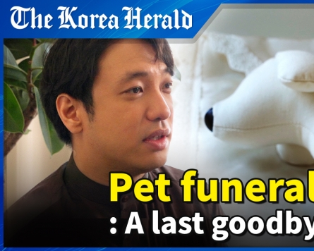 [Video] Pet funeral: Offering farewell to companion animals in Korea