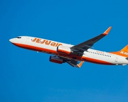 Jeju Air to resume Incheon-Saipan flights next month after hiatus