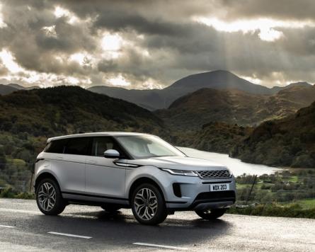 Jaguar Land Rover's Range Rover Evoque presents what 'smart' SUV looks like
