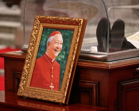 Cardinal Nicholas Cheong Jin-suk dies