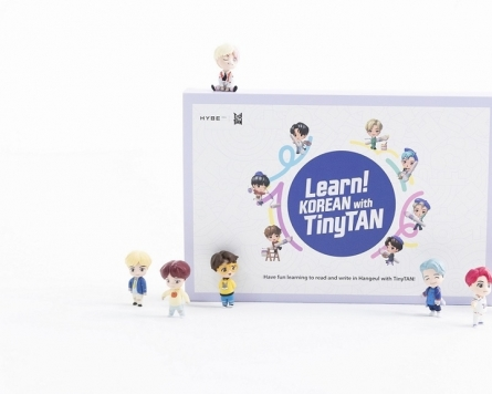 New Korean learning kit aims to help more fans study Korean with BTS