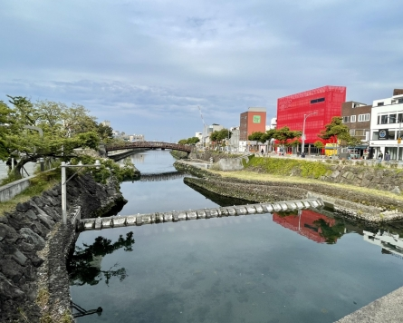 [Art on Jeju Island] Breathing life into old downtown