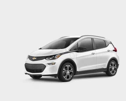 GM to recall Bolt EVs to update battery software