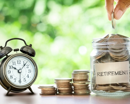 65% of S. Koreans in 40s boost retirement savings