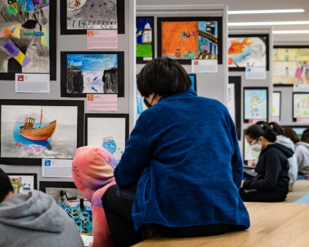 Korea International School hosts this year's Human Rights Week