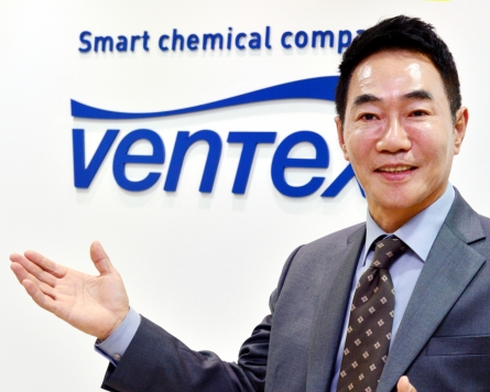 [Herald Interview] From textile to advanced biochemicals, Ventex expands, evolves