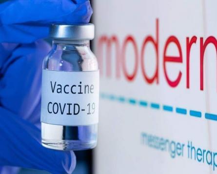 Advisory panel gives nod to Moderna vaccine