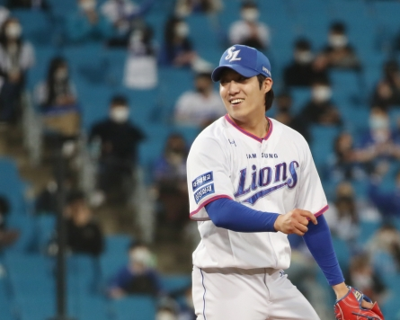 Lessons learned from poor stretch helping young KBO ace in breakout season