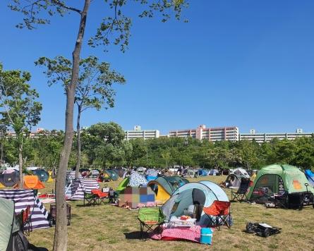 [Newsmaker] Seoul mulls drinking ban along Han River