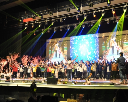 Choir festival hopes to boost companionship among multicultural youth