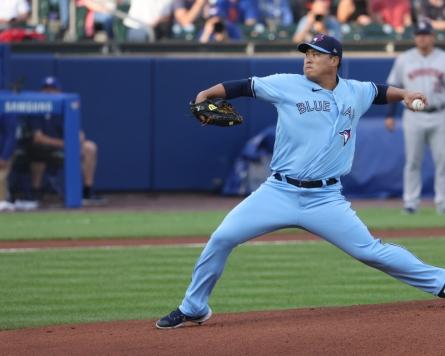 2 Korean MLB starters suffer losses on disastrous day
