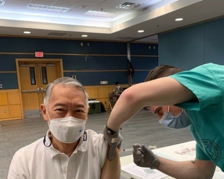 [Herald Interview] International Vaccine Institute's fully vaccinated chief shares why he's still taking precautions