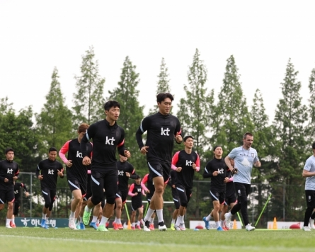 S. Korea looking to build on momentum in World Cup qualifier vs. Sri Lanka
