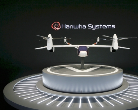 [Exclusive] Hanhwa eyes flying car booking service with No.1 local ride-hailing app