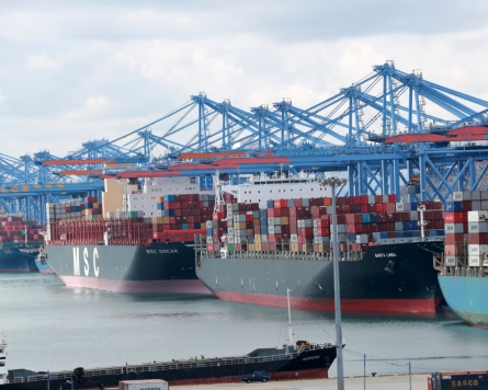 S. Korea's exports jump 40.9% in first 10 days of June