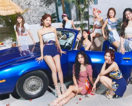 """[Today's K-pop] Twice talks about """"Taste of Love"""""""