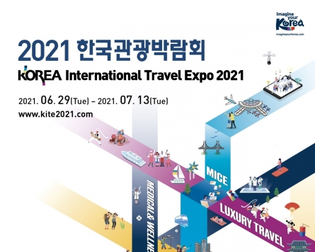 Culture ministry's 'Korea International Travel Expo' prepares global leap